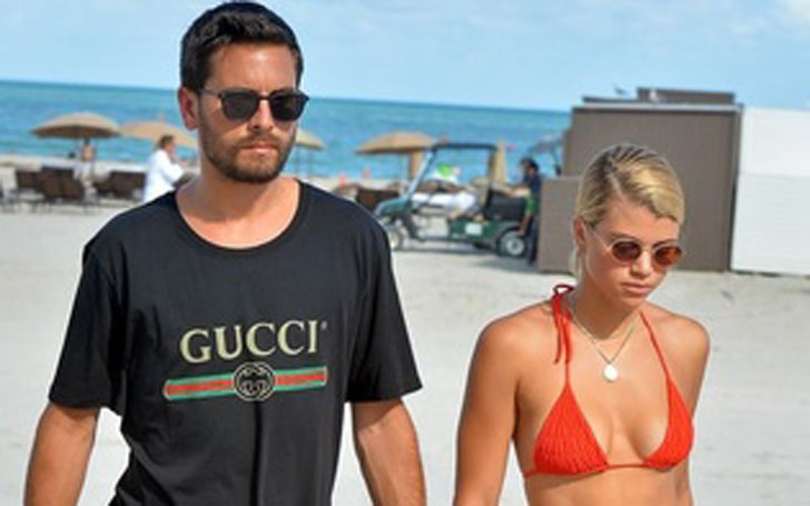 Lionel Richie worried about teen daughter Sofia dating Scott Disick