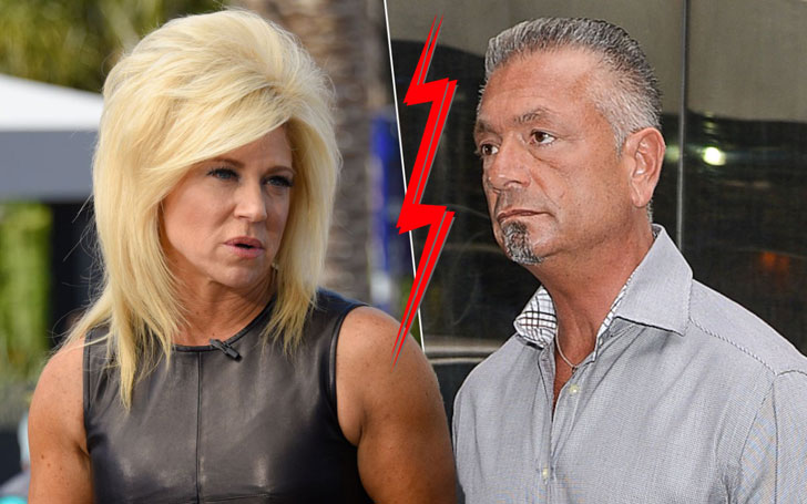 Long Island Medium star Theresa Caputo and her Husband Larry Are Divorcing: Know the reason here