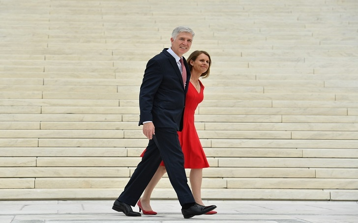 Louise Gorsuch is living a blissful Married life with Husband Neil Gorsuch. See her Family, Children, and Career