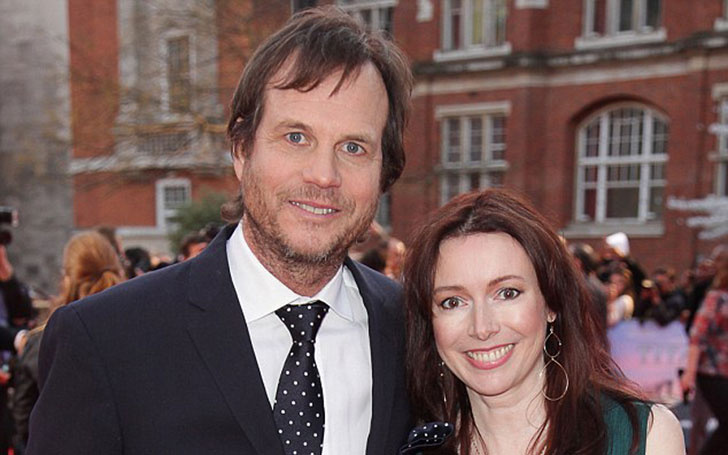 Louise Newbury Bill Paxton s Wife 5 Fast Facts You Need to Know
