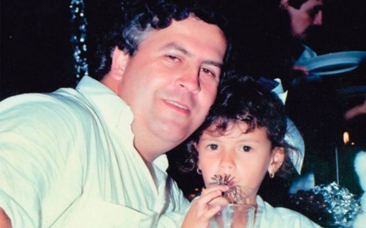 Manuela Escobar; Daughter of Pablo Escobar, what is she doing these days? Find out about her