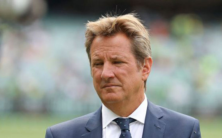 Mark Nicholas is Happily Married. Find out about his lovely Wife, Family and Children here