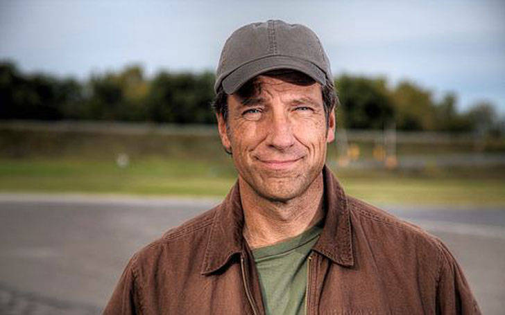 Mike Rowe, 54, still unmarried: Currently dating Sandy Dotson: Once was in a relationship with actress Danielle Burgio