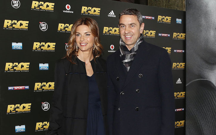 Martina Colombari Happily Married: Blessed with a Son: Find out about her Husband and Child here
