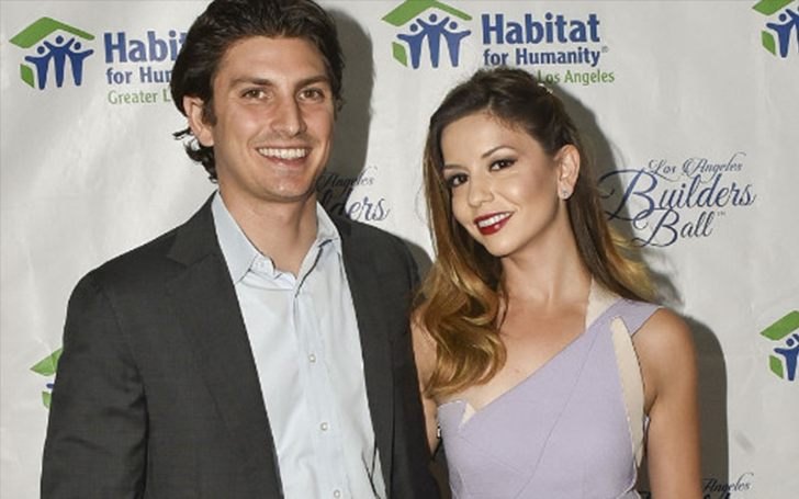 Masiela Lusha Married Ramzi Habibi in 2013 and is Living Happily as Husband and Wife. Is the Couple planning to have Children?