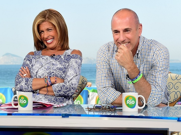Matt Lauer's Congratulation to Hoda Kotb As She Replaces Him on Today Show, See More Details!