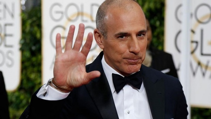 Today Show's host  Matt Lauer Fired from NBC News; Accused of sexual harassment by Several Women