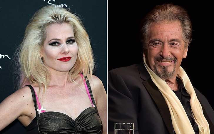 Meet Al Pacino' New Girlfriend; Dating Israeli Girlfriend Half His Age
