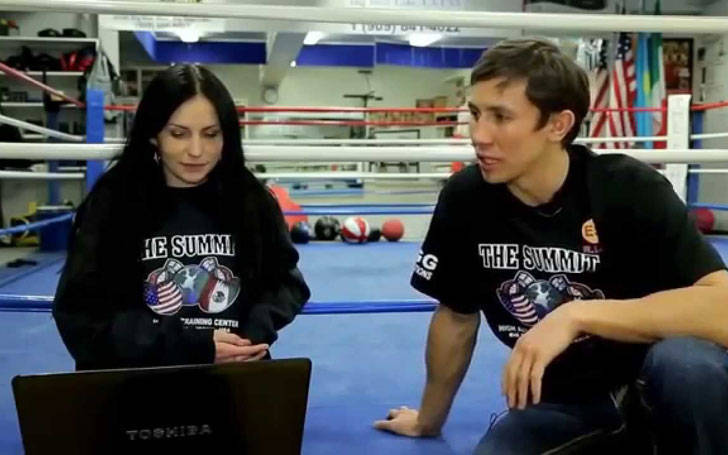 Meet Alina Golovkina, the hot and sexy wife of boxer Gennady Golovkin: See her Married life