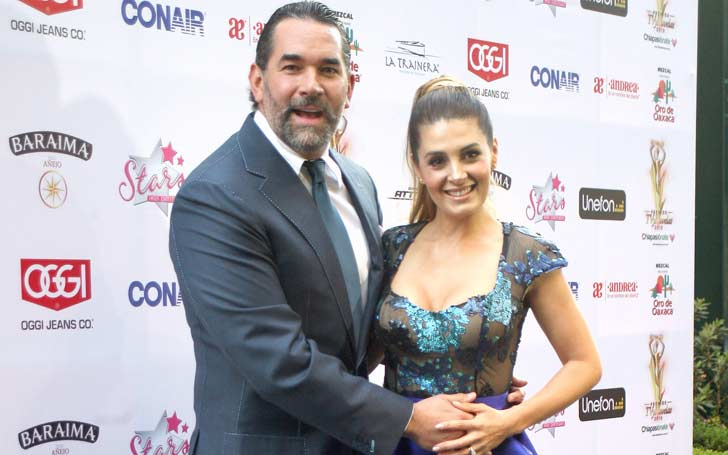 Mexican Actress Mayrin Villanueva Presently Married To Eduardo Santamarina; How Much Children Does The Couple Share?