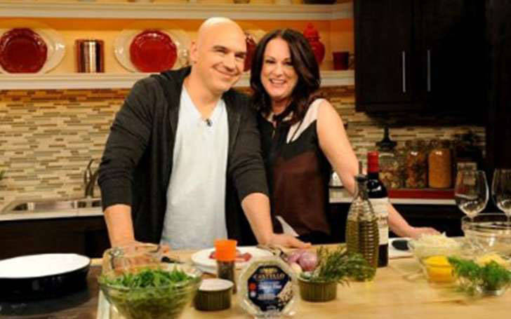 Michael Symon Married Liz Shanahan in 1994; know about their family and children