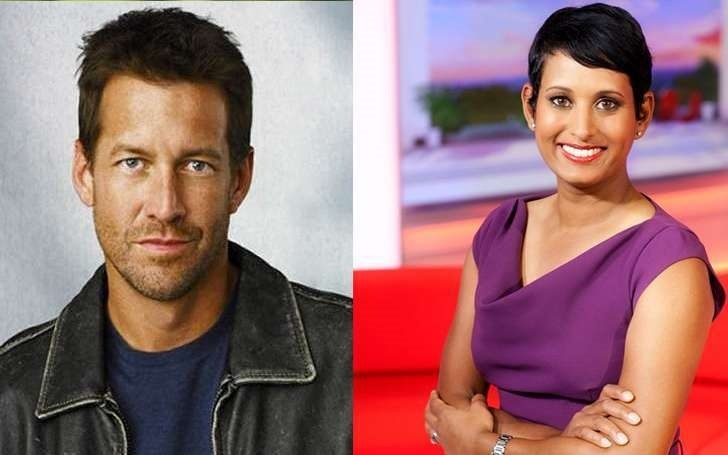 Naga Munchetty's Married life with Husband James Haggar. Also know about her Career