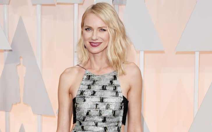 Is English actress Naomi Watts Dating Anyone After Break-up with Partner Liev Schreiber? The Ex-Couple Shares 2 Children