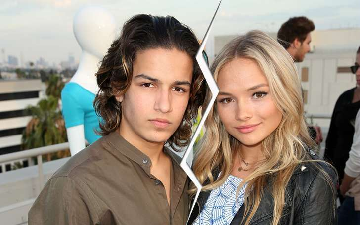 Natalie Alyn Lind with Single