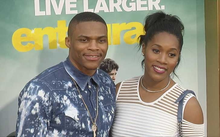 NBA Star Player Russell Westbrook And Wife Nina Expecting Twins; What's The Gender Of Their Upcoming Twins?