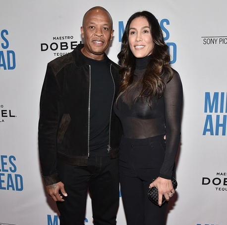 Nicole Young; Wife of American Rapper Dr. Dre: Know about her Married life, Children and Career