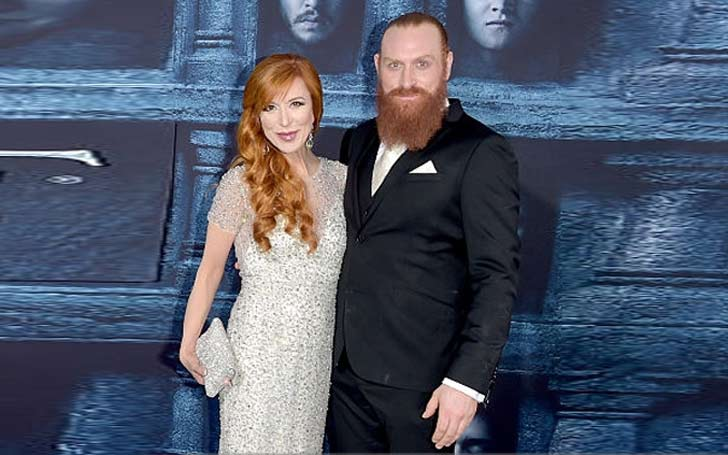 Norwegian Actor Kristofer Hivju Married Gry Molvær Hivju in 2015, Do they Share Kids? Know the Details