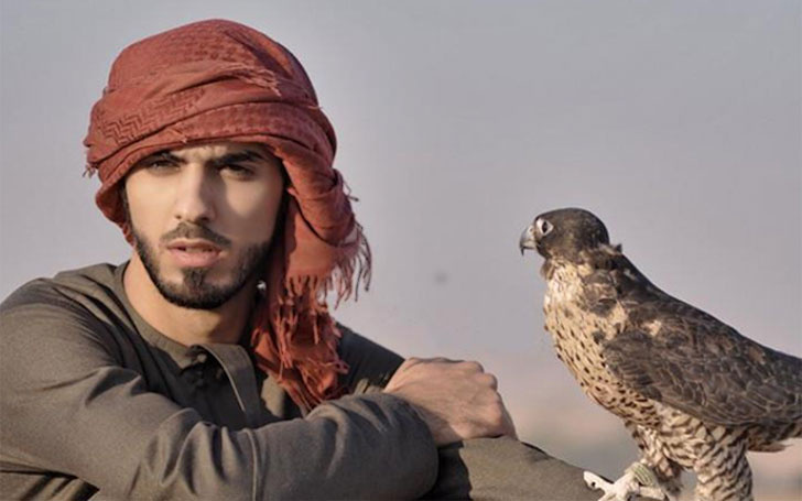 Omar Borkan Al Gala; Most handsome men of Saudi Arabia is happily Married. Find out who is his wife?