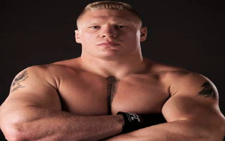 One of the Richest Wrestlers Brock Lesner; See his Net Worth including his Career and Married life