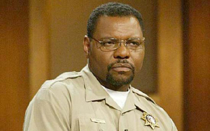 Judge Judy Bailiff Petri Hawkins-Byrd Is Married To His Wife Felicia. The Couple Lives Together In California With Their Four Children