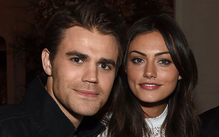 Phoebe Tonkin and Paul Wesley Back Together. Is the Couple