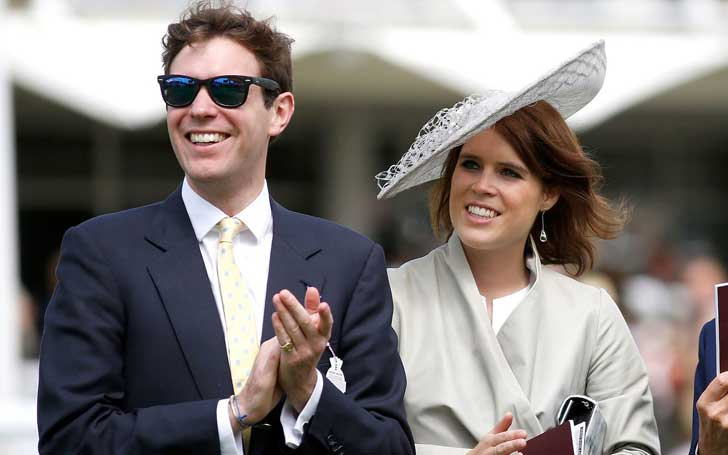 Princess Eugenie And Fiance Jack Brooksbank Tied The Knot In A Royal Ceremony