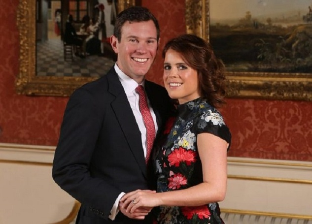 Princess Eugenie of York Busy Planning For Wedding With Her Fiance Jack Brooksbank, Know All The Inside Details of their Relationship