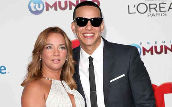 Puerto Rican Singer Daddy Yankee's Longtime Married Relationship With Wife Mireddys Gonzalez