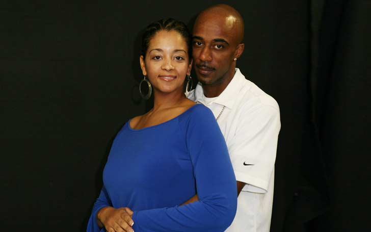 Ralph Tresvant Married To Amber Serrano And Living Happily Together With Their Children; Reportedly Cheated On His First Wife