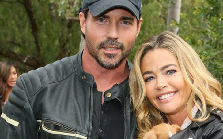 Real House Of Beverly Hills Denise Richards And Boyfriend Aaron Phypers Engaged