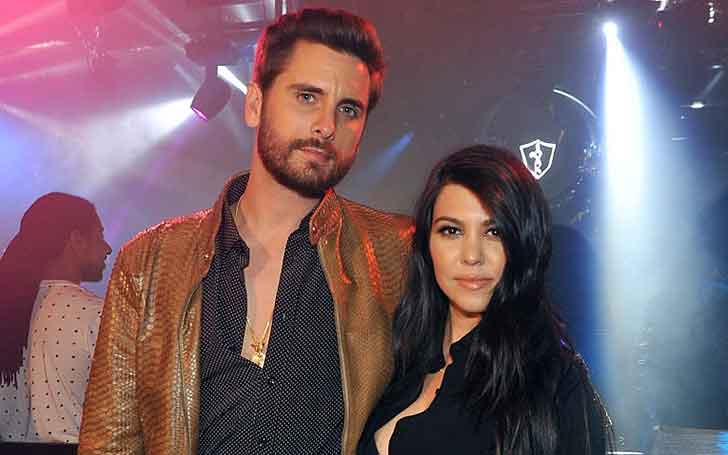 Apart As A Couple Yet Together As Parents-The Relationship Timeline Of Kourtney Kardashian And Scott Disick