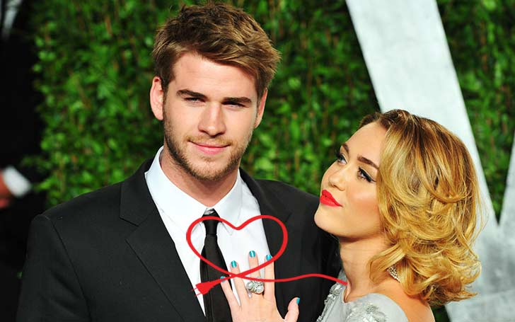They Dated, They Broke-Up, Yet Together; Inside The Relationship Timeline of Miley Cyrus and Liam Hemsworth; A Love Story Worth Fighting For