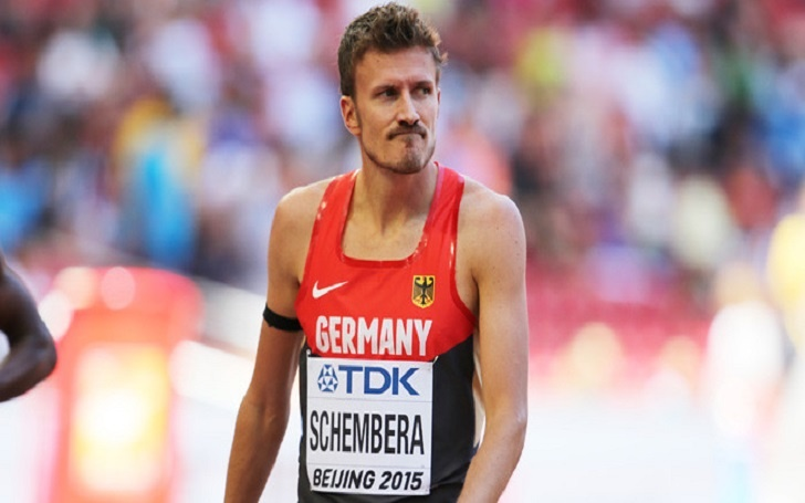 German Runner Robin Schember, see his Dating life and also know about his Career here
