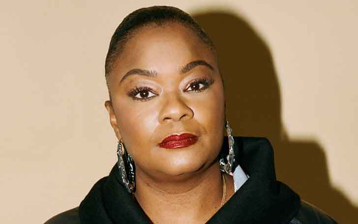 Roxanne Shante Has A Son, Is She Married To Her Child's Baby Or Dating A Boyfriend?