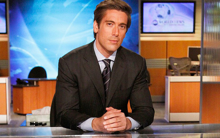Rumored Gay David Muir, host of ABC News is not Dating anyone: No News of Wife or Girlfriend : Know about his career and net worth here
