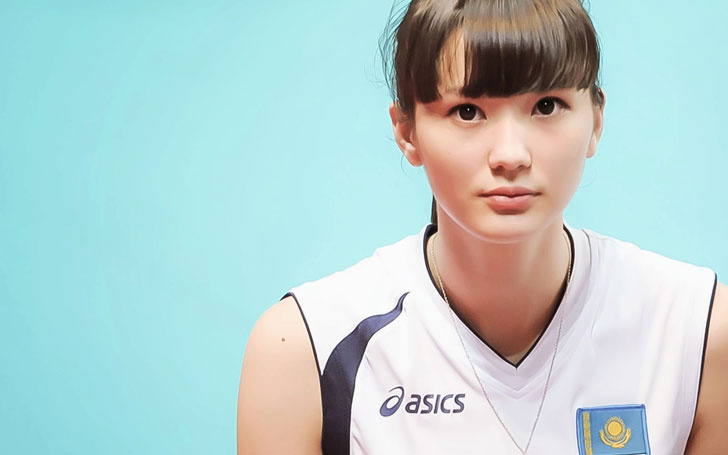 Sabina Altynbekova; is the beautiful Volleyball Player Dating someone? Who is her Boyfriend?