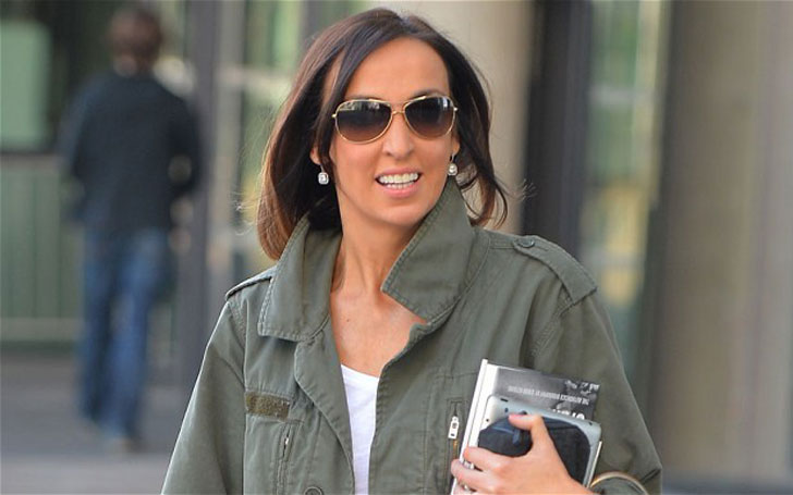 Sally Nugent, Secretly Married; Doesn't Disclose Much About Her Family