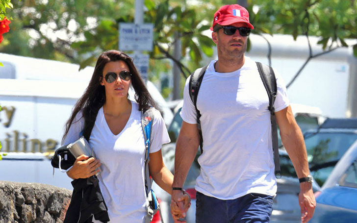 Newly Married Couple, Sam Hunt and Hannah Lee Fowler are on their Romantic Honeymoon after the beautiful Marriage ceremony