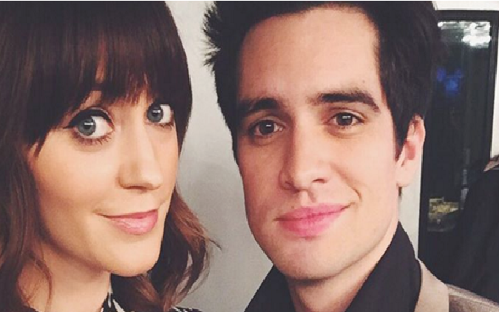 Is brendon urie still dating sarah orzechowski 2011