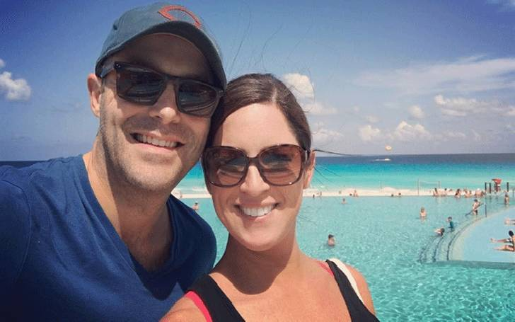 Is Sarah Spain and Brad Zibung are married? See their