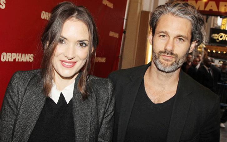 Scott Mackinlay Hahn and actress Winona Ryder are dating. Are they getting married?