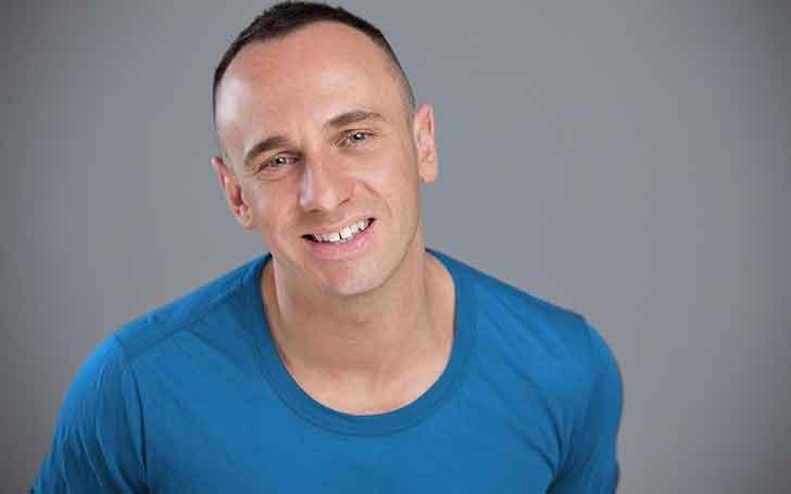 Scottish Fashion Presenter Mark Heyes Relationship Status; Rumored Gay Man Dating Any Partner?