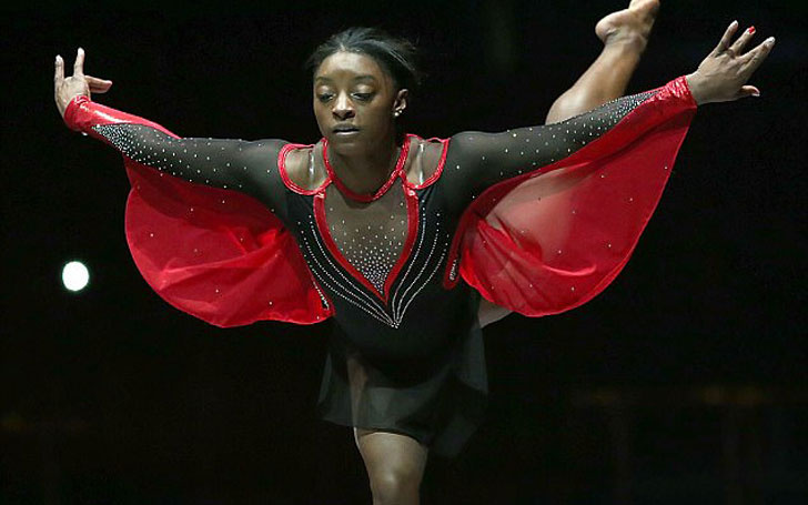 Good News Guys!!! American artistic gymnast Simone Biles recently reveal what type of Boyfriend see wants, take a look