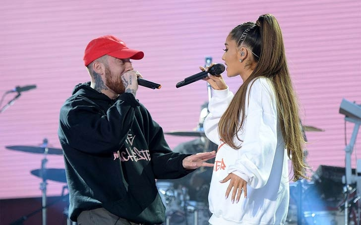 Singer Ariana Grande Confirms Her Split On Instagram