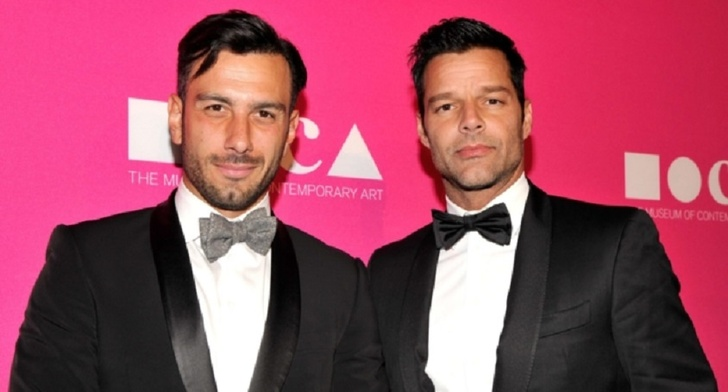 Singer Ricky Martin Officially Confirmed He's Married To Boyfriend Jwan Yosef, Already Signed Prenups!