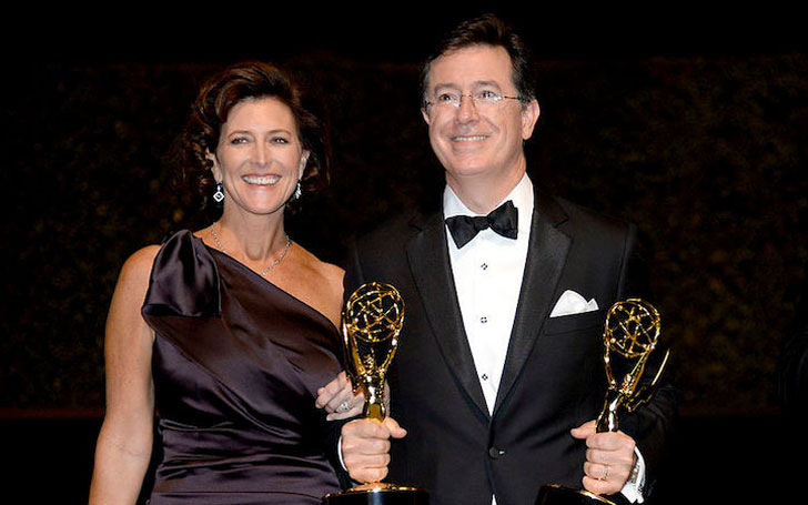 Stephen Colbert Is In a Married Relationship Since 1993: Is Having Happy Life with His Wife
