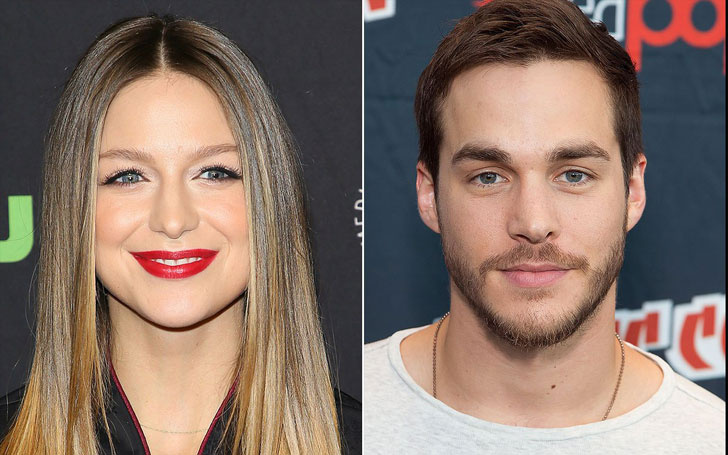 New Couple Alert!!! Supergirl Co-actors Chris Wood And