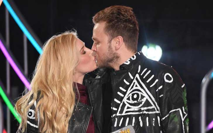 Baby Alert!!! Television Personality Spencer Pratt and Wife Heidi Montag are expecting their first Child together