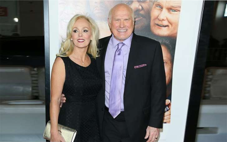 Former Famous Nfl Quarterback And Co Host Of Fox Sunday Terry Bradshaw S Life