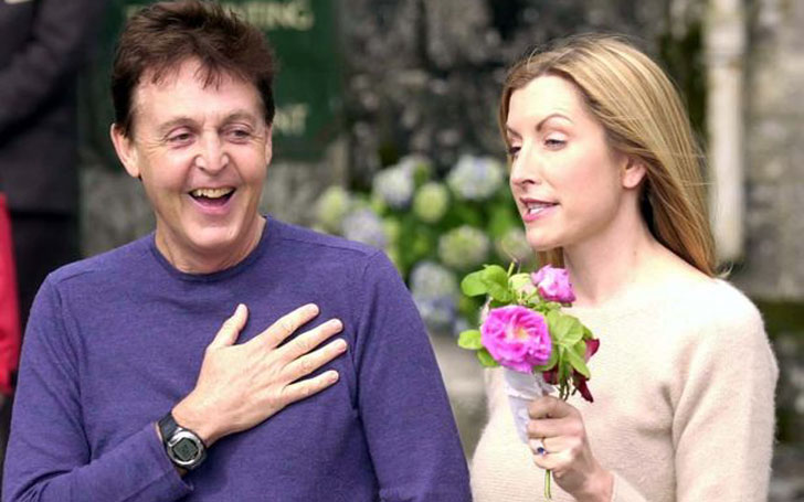 Even Being Divorced For Eight Years The Former Couple Paul McCartney And Ex Wife Heather